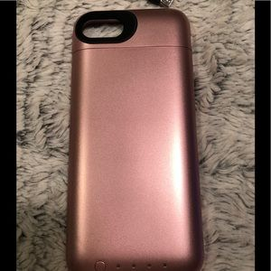 Morphie case rose gold iPhone 8